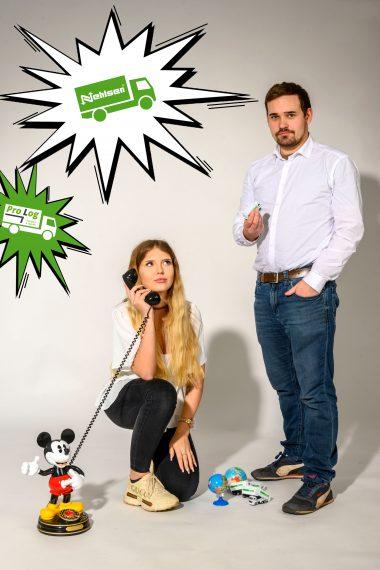Fotoshooting Nick & Tabea